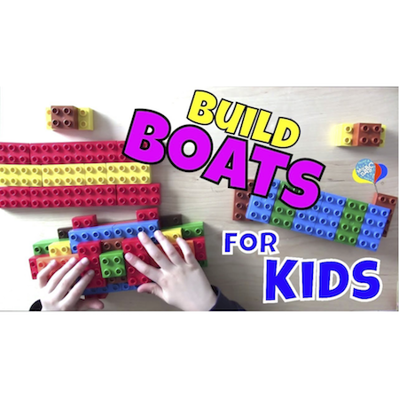 how to build legos for kids